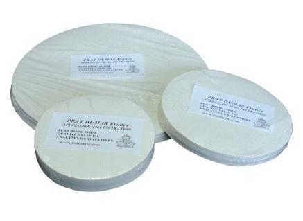 Laboratoratorijas filtrpapīrs