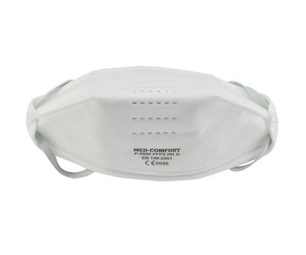FFP2 respirators ar cieto daļiņu filtru
