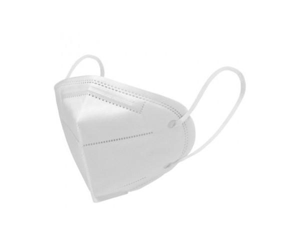 FFP2 salokāms respirators bez vārsta